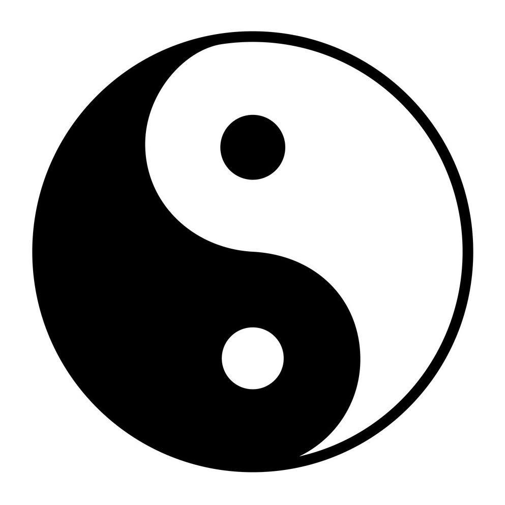 An image of Yin and Yang
