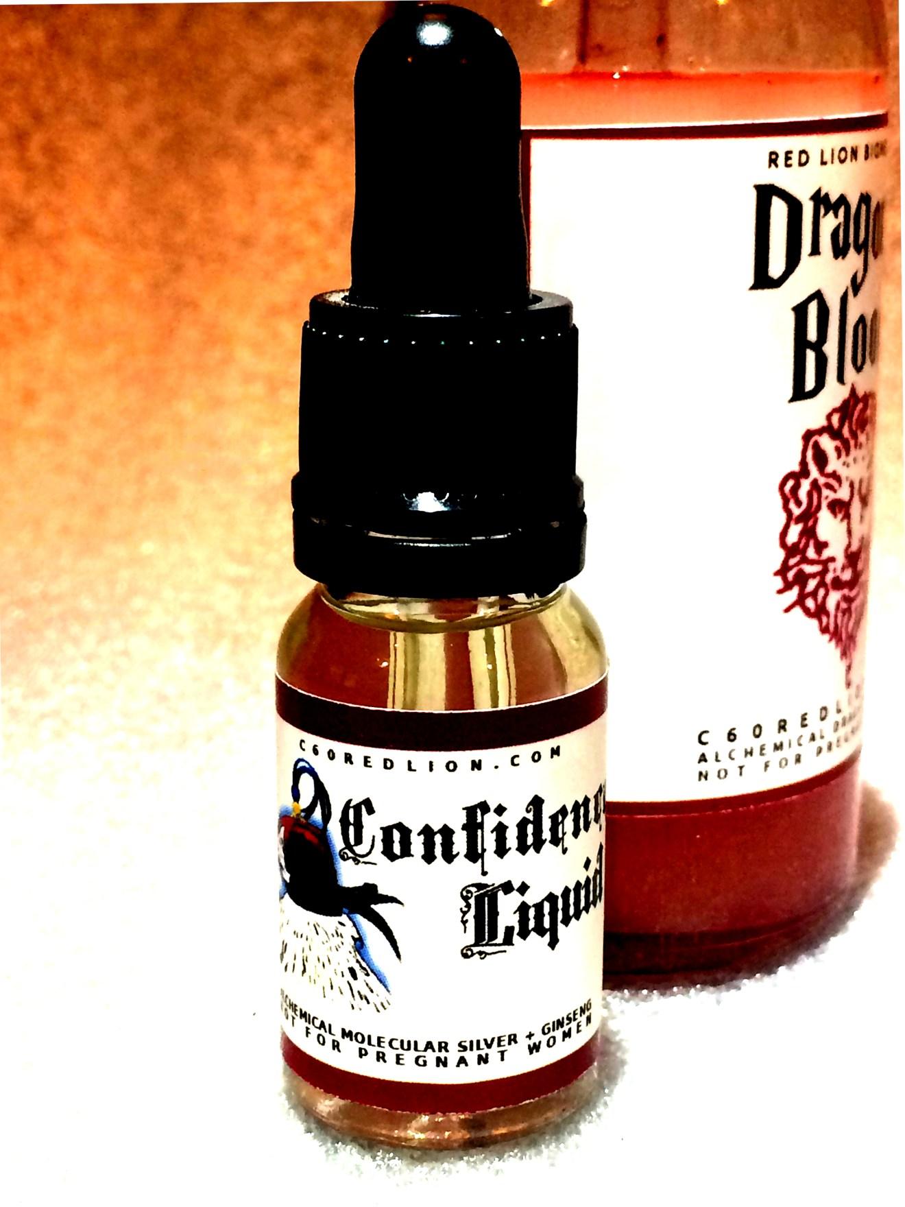 10ml liquid confidence