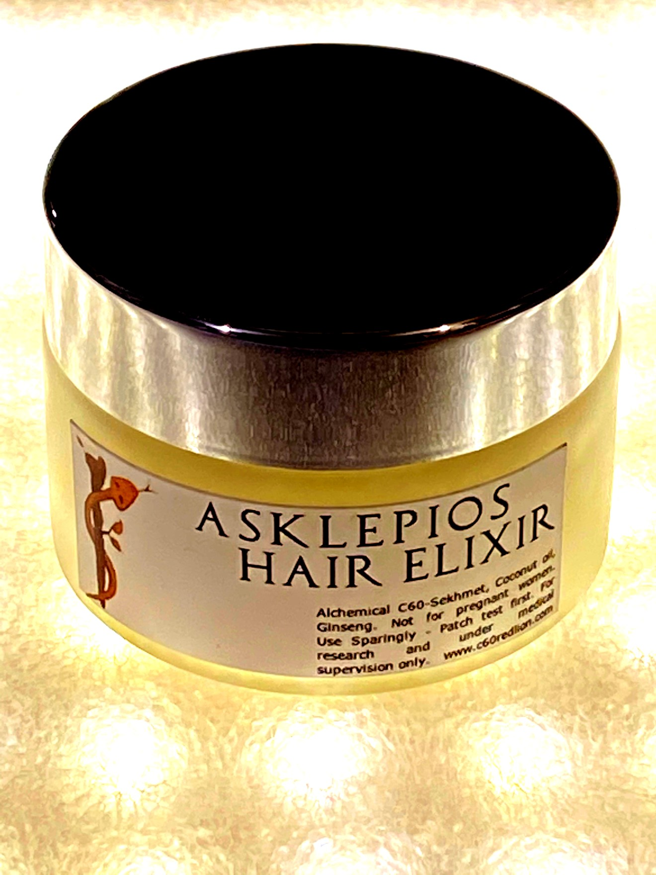 pic of hair elixir